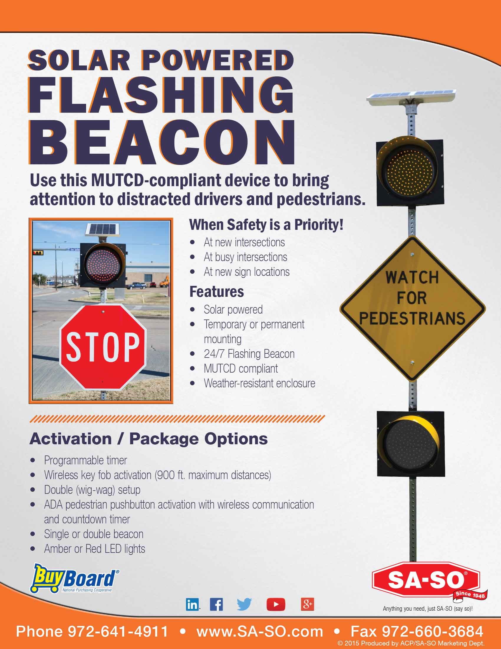 sa-so traffic  safety and facility products