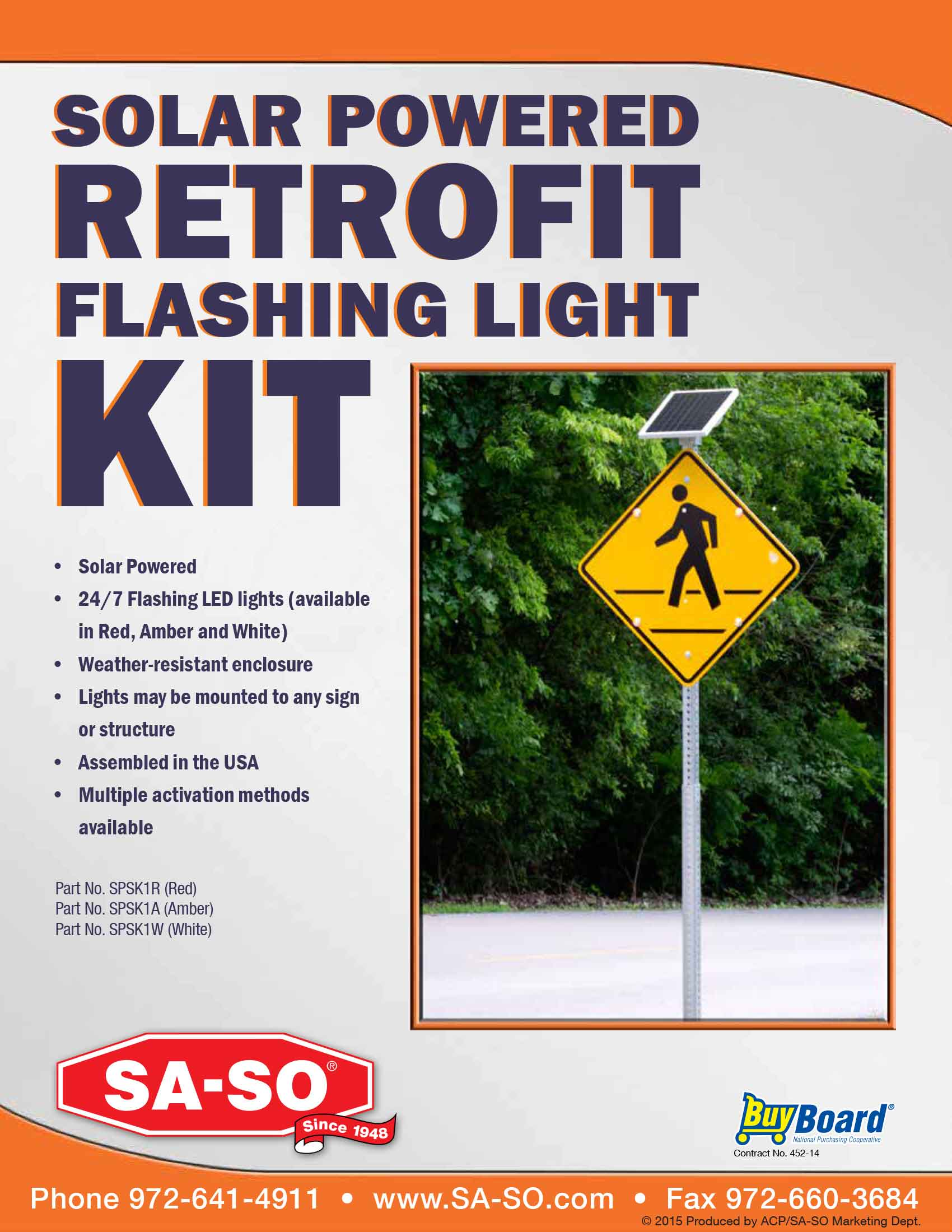 Sa So Traffic Safety And Facility Products Solar